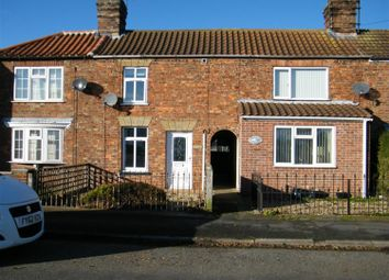Thumbnail 2 bed cottage for sale in Thames Street, Hogsthorpe, Skegness