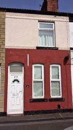 Thumbnail 2 bed terraced house to rent in Cleveland Street, Birkenhead
