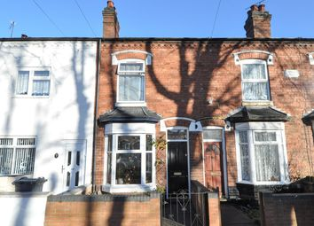 Thumbnail 2 bed town house for sale in Holly Road, Kings Norton, Birmingham