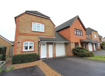 Thumbnail 3 bed detached house for sale in Grafton Way, West Molesey