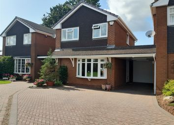 Thumbnail 3 bed link-detached house for sale in Cameo Way, Stafford
