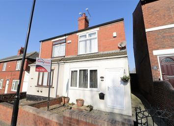 Thumbnail 3 bed semi-detached house for sale in Doncaster Road, Thrybergh, Rotherham
