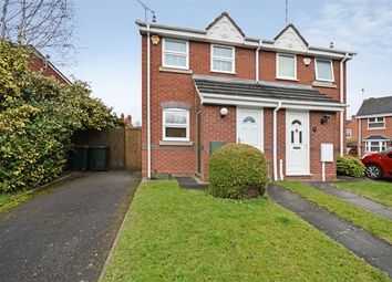 Thumbnail 2 bedroom semi-detached house for sale in Cumbria Close, Coundon, Coventry, West Midlands