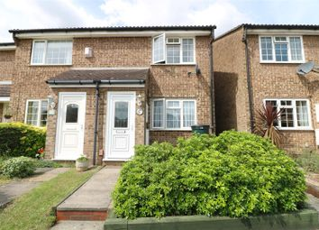Thumbnail 2 bed semi-detached house for sale in Kingston Crescent, Chatham