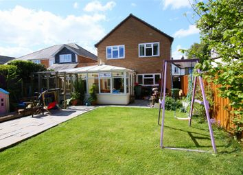 Thumbnail 4 bed detached house for sale in Hampden Way, Bilton, Rugby
