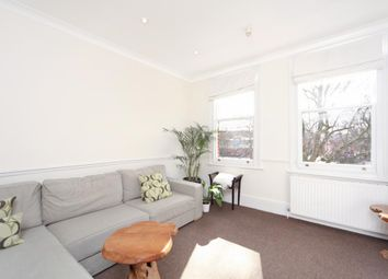 Thumbnail 2 bed flat to rent in Brook Green, London