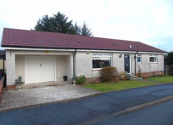 Thumbnail 3 bedroom detached bungalow for sale in Roadside Place, Greengairs, Airdrie, North Lanarkshire