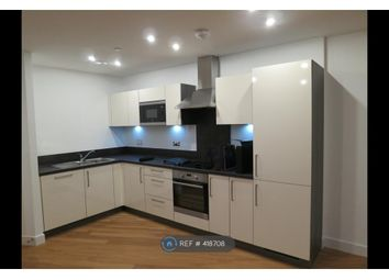 Thumbnail 2 bed flat to rent in Ontario Point, London