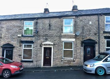 Thumbnail 2 bed terraced house for sale in Co-Operative Street, Springhead, Oldham