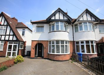 Thumbnail 3 bed semi-detached house to rent in Farmland Walk, Chislehurst