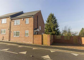 Thumbnail 3 bedroom semi-detached house for sale in Rupert Street, Lower Pilsley, Chesterfield