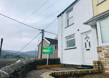 Thumbnail 2 bed end terrace house to rent in Mill Street, Trecynon, Aberdare