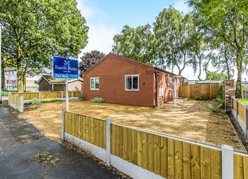 Thumbnail 3 bed bungalow for sale in Wood Street, Stoke-On-Trent