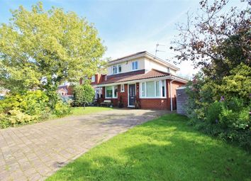 Thumbnail 3 bed detached house for sale in Aspendale Close, Longton, Preston