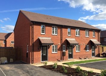 Thumbnail 2 bed end terrace house to rent in Vernon Close, Martley, Worcester