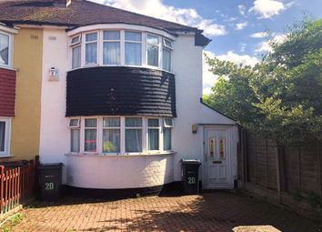 Thumbnail 2 bed semi-detached house for sale in Orkney Avenue, Hodge Hill, Birmingham