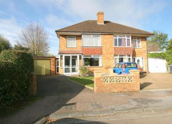Thumbnail 3 bed semi-detached house for sale in Winds End Close, Hemel Hempstead, Herts