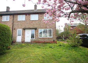 Thumbnail 3 bed end terrace house for sale in Silverdale Drive, Ribbleton, Preston