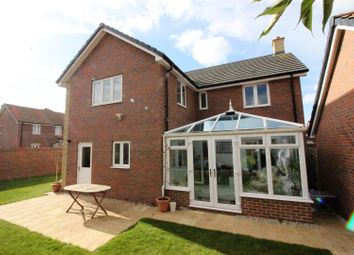 4 bed detached house for sale in Hewlett Place, St Andrews Ridge, Swindon SN25