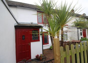 Thumbnail 1 bed cottage for sale in South Road, Hailsham, East Sussex