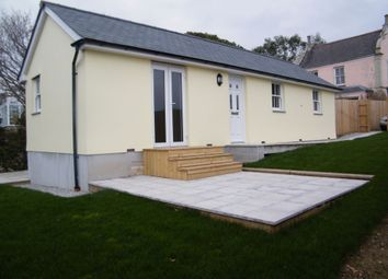 Thumbnail 2 bed detached bungalow to rent in Saracen Way, Penryn