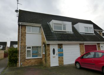 Thumbnail 3 bedroom property to rent in Tollgate, Bretton, Peterborough