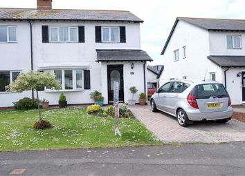 Thumbnail 4 bed semi-detached house for sale in Cliffwood View, Barry, Vale Of Glamorgan