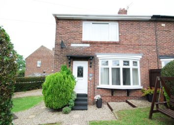 Thumbnail 2 bed semi-detached house for sale in Prospect Gardens, West Boldon, East Boldon