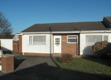 Thumbnail 3 bed semi-detached bungalow for sale in Heol Y Gorwel, Aberporth, Cardigan