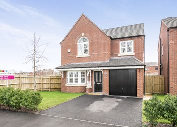 Thumbnail 4 bed detached house for sale in Holford Drive, Winsford
