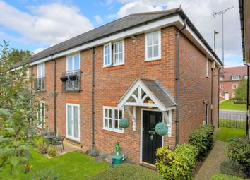 Thumbnail 2 bed flat for sale in Minister Court, Frogmore, St. Albans