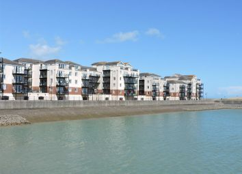 Thumbnail 3 bedroom flat to rent in Macquarie Quay, Sovereign Harbour North