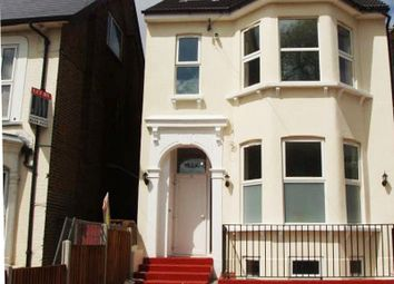 Thumbnail 1 bed flat to rent in Hainault Road, London, Greater London.