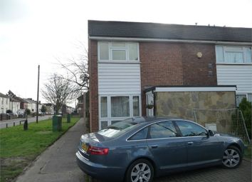 Thumbnail 3 bedroom end terrace house for sale in Roseheath Road, Hounslow