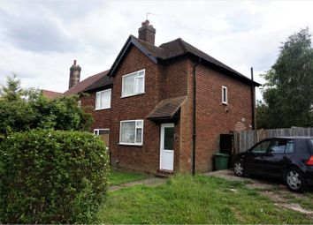 Thumbnail 3 bed end terrace house for sale in Horsa Road, Lee