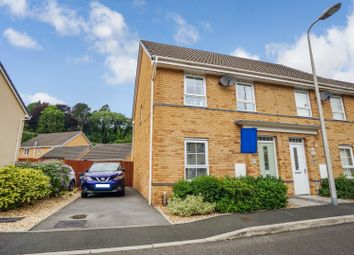 Thumbnail 3 bed semi-detached house for sale in Ynys Y Wern, Cwmavon, Port Talbot