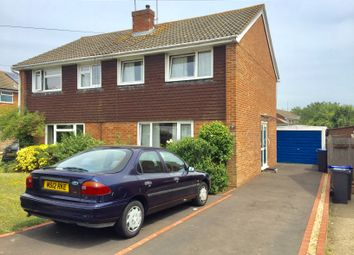 Thumbnail 3 bed semi-detached house to rent in New Road, Worthing