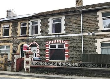 Thumbnail 3 bedroom terraced house for sale in Aberbeeg Road, Aberbeeg, Abertillery