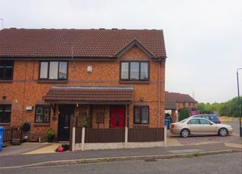 Thumbnail 2 bedroom semi-detached house for sale in Swallowdale Road, Derby