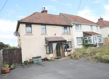 Thumbnail 3 bed semi-detached house for sale in Worrells Lane, Hambrook, Bristol