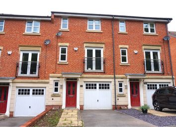 Thumbnail 3 bed terraced house for sale in Highfields Park Drive, Derby