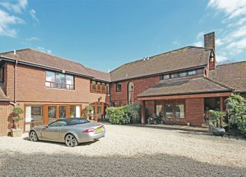 Thumbnail 5 bedroom detached house for sale in Armstrong Road, Brockenhurst