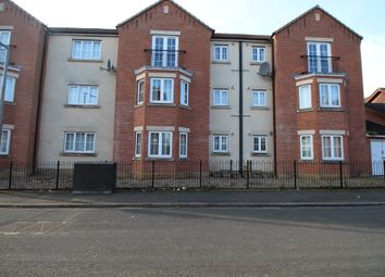 Thumbnail 2 bed flat for sale in Sheraton Court, Armthorpe, Doncaster, South Yorkshire