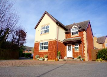 Thumbnail 4 bed detached house for sale in Linton Close, Doncaster