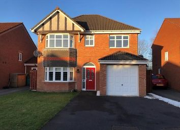Thumbnail 4 bed detached house to rent in Craigmillar Place, Gartcosh, Glasgow