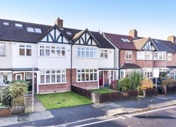 Thumbnail 4 bed property for sale in Aylward Road, Merton Park