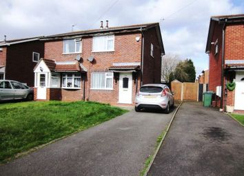 Thumbnail 2 bedroom semi-detached house to rent in Cecil Drive, Tividale, Oldbury