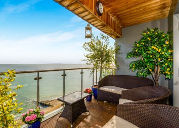 Thumbnail 2 bedroom flat for sale in Parade Walk, Shoeburyness, Southend-On-Sea, Essex