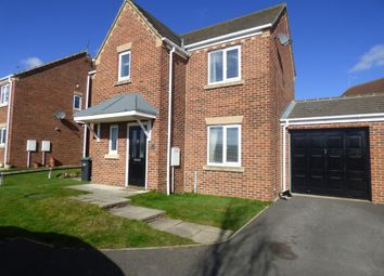 Thumbnail 3 bed detached house for sale in Esh Wood View, Ushaw Moor, Durham