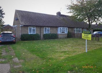 Thumbnail 3 bed bungalow to rent in Ferry Road, Fiskerton, Lincoln